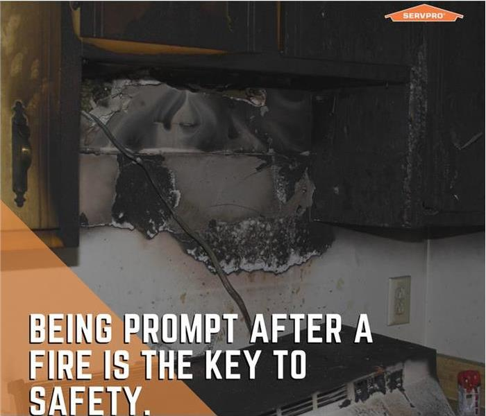 Fire Damage Being Prompt After a Fire is the key to Safety