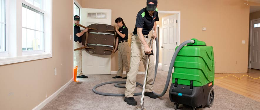 Middletown, NJ residential restoration cleaning